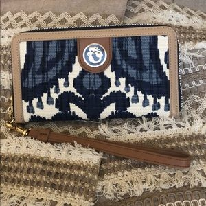 Spartina 449 Yacht Club 449 Wallet BRAND NEW